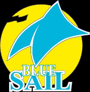 Blue sail - Голубой парус